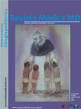 Volumen 4, Número 2: Especial Cirugía Pediatríca