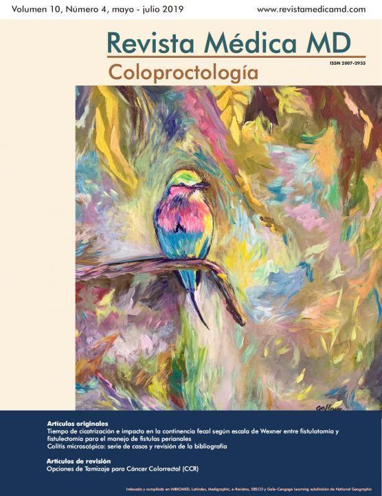Volumen 10, Número 4: Especial de Coloproctología
