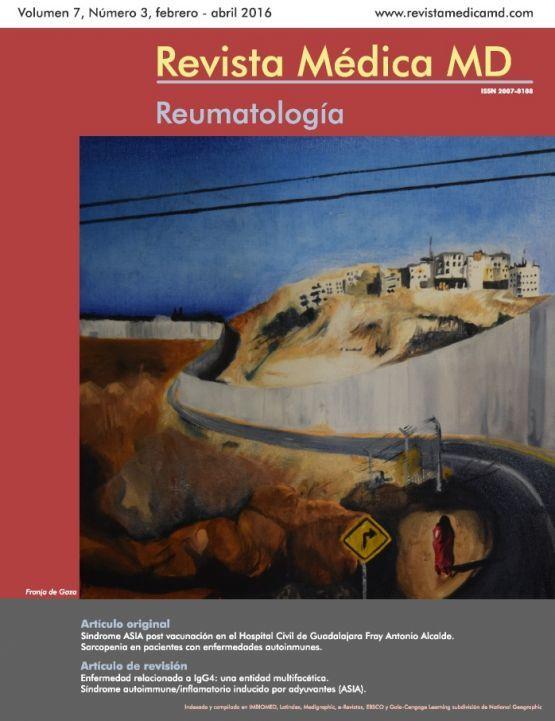 Volumen 7, Número 3: Especial Reumatología